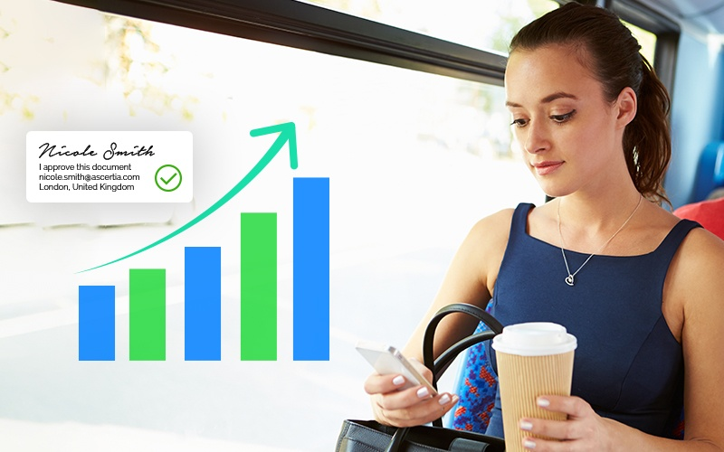 How Consumer Confidence is Driving e-Signature Adoption in Businesses