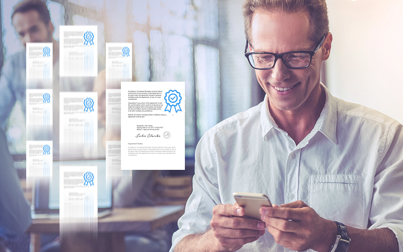Creating Savings for Not for Profit Organizations with e-Signatures