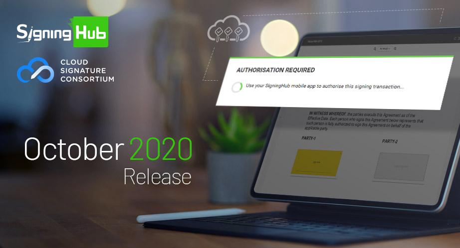 SigningHub v7.7.9 Release