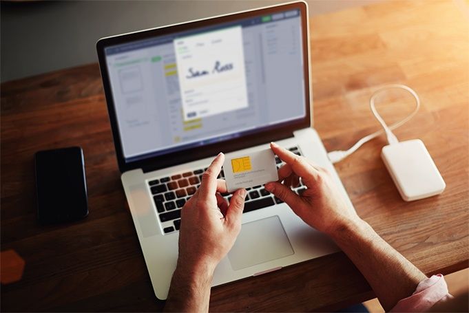 Do You Have Sole Control Of Your e-Signature?